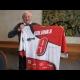 Hokejový dres Jozefa Golonku