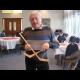 Zberateľský artefakt - hokejka z Majstrovstiev sveta 1966 od J. Golonku