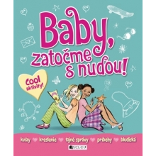Kniha BABY, ZATOČME S NUDOU!