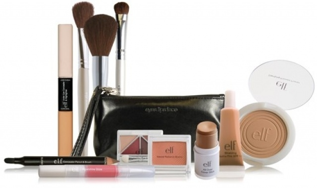 Hot* 15 e.l.f. cosmetics products only $15 shipped! - raining hot coupons.