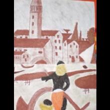 Obraz Historické Benátky