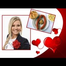 Deň so Zuzanou Haasovou - stretnutie, zákulisie seriálu Panelák a spoločný obed - Párky v bufete :)