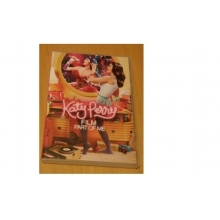 DVD Katy Perry Film PART OF ME
