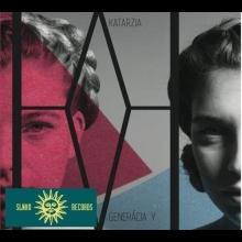 CD - Katarzia - Generácia Y