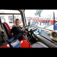 Pre všetkých milovníkov autobusov, električiek a historických vozidiel