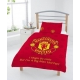 Detské posteľné obliečky MANCHESTER UNITED