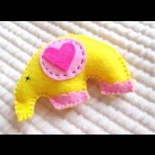 Zamilovaný sloník