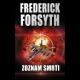 Frederick Forsyth - ZOZNAM SMRTI + originálna záložka ĽudiaĽuďom.sk