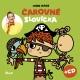 Miro Jaroš - ČAROVNÉ SLOVÍČKA (+CD) + originálna záložka ĽudiaĽuďom.sk