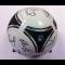 Futbalová lopta s podpismi futbalového reprezentačného A mužstva Slovenska