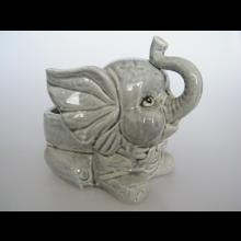 Sloník - sviečka