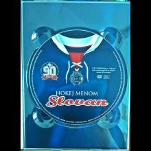 DVD - Hokej menom Slovan
