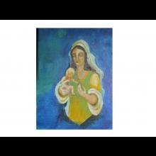 Markova rehabilitácia, obraz Madonna