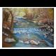 Markova rehabilitácia, obraz Jeseň v lese