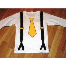 """Tričko """"Malý gentleman"""" :)"""