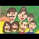 """Obrázok """"Rodina"""" od Tomáša (8 rokov), ktorý je statočným pacientom onkologického oddelenia DFN"""