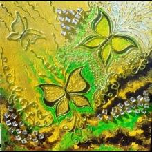 """Obraz """"Motýle"""""""