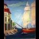 Markova rehabilitácia, obraz Prístav