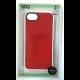 Kryt na mobil - iPhone 5 - červený