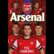 Arsenal oficiálny kalendár na rok 2013