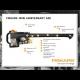 Unikátne strieborná sekera Fiskars z limitovanej edície 365