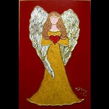 "Obraz - ""Anjel lásky"""