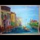 Markova rehabilitácia, obraz Benátky