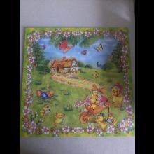 Krásny Veľkonočný obraz 33x33cm