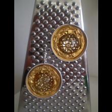 zlaté naušnice
