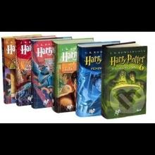 Knihy HARRY POTTER