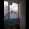 špagátová lampa