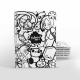 Bláznivý zápisník pre dobrú vec