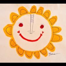 VAŠA TAŠKA so slniečkom