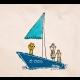 VAŠA TAŠKA so loďkou