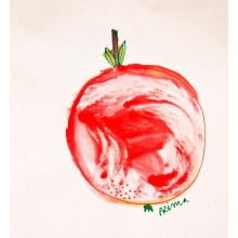 VAŠA TAŠKA s jabĺčkom
