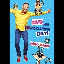 DVD (ne)Poslušné deti od Mira Jaroša