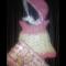 Hačkovaná súprava pre dievčatko - Aukcia v Prospech vyzvy