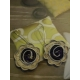 naušnice kvet