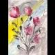 Obraz2 - maľovaný technikou Enkaustika
