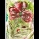 Obraz6 - maľovaný technikou Enkaustika