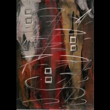 Obraz7 - maľovaný technikou Enkaustika