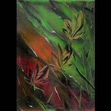 Obraz8 - maľovaný technikou Enkaustika