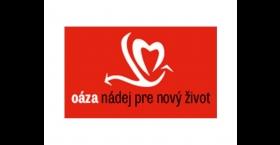 17. mini – Bež so srdcom – Oáza - nádej pre nový život