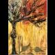 Obraz1 - maľovaný technikou Enkaustika