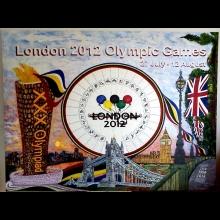 Veľký obraz London 2012