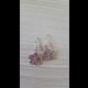 Kvetinkové náušnice