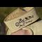 Rukavica s podpisom Martiny Hrašnovej