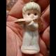 Keramický anjelik - vianočná ozdoba