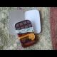 Čokoládový zápisník s pomarančom