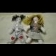 Ručne šitá bábika